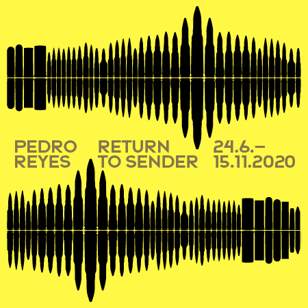 Pedro Reyes. Return to Sender
