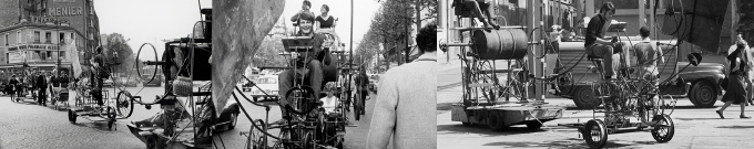 Le Transport, 1960. Fotos Christer Christian